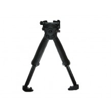 Grip with bipod