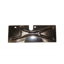 Front mudguard of the engine uaz