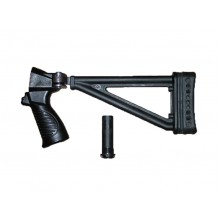 Collapsible buttstock mr 153