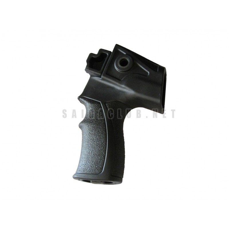 Buttstock grip saiga