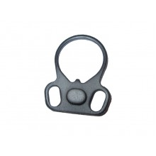Loop sling adapter plate