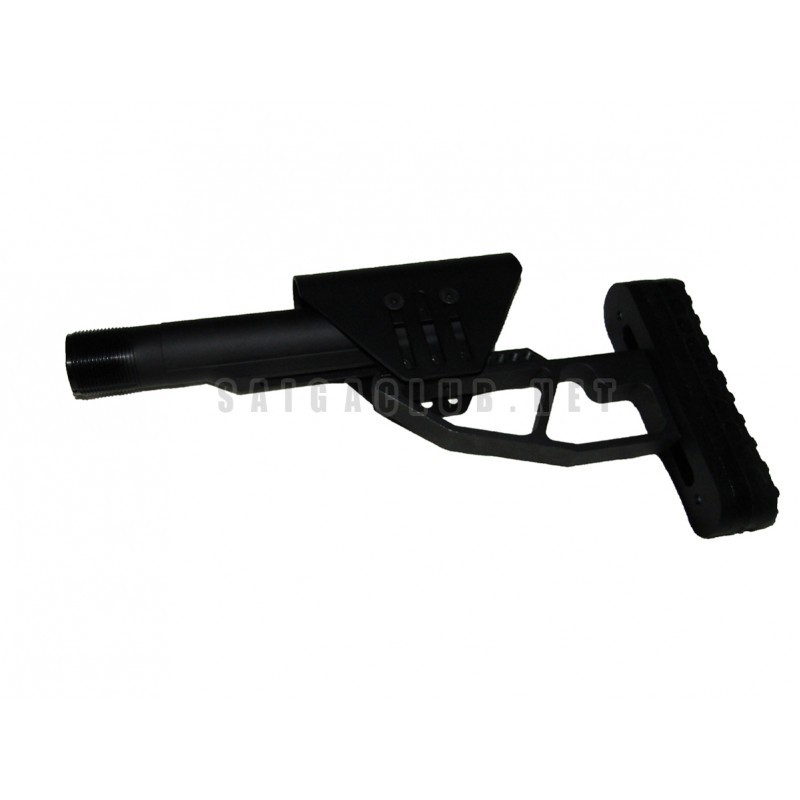 Buttstock with recoil pad