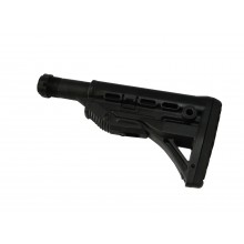Buttstock with buffer