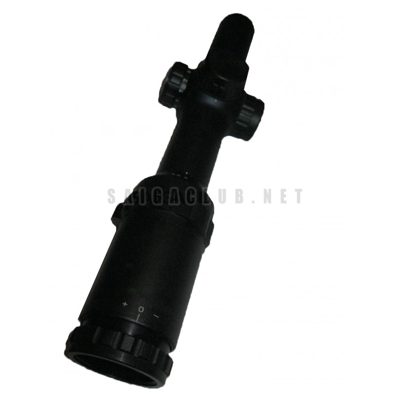 Optical sight 3-9x42