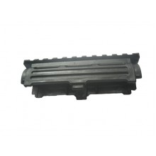 Upper handguard with Picatinny Rail