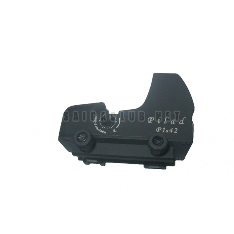Red dot collimator sight Pilad P1x42