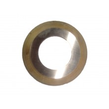 Thrust washer secondary shaft