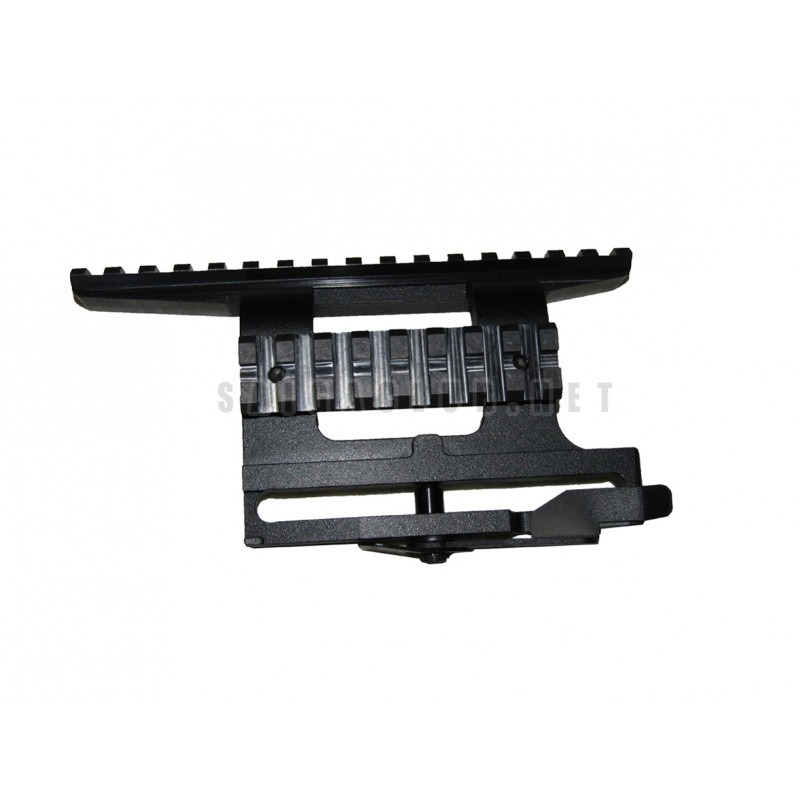 Rail side mount weaver pilad
