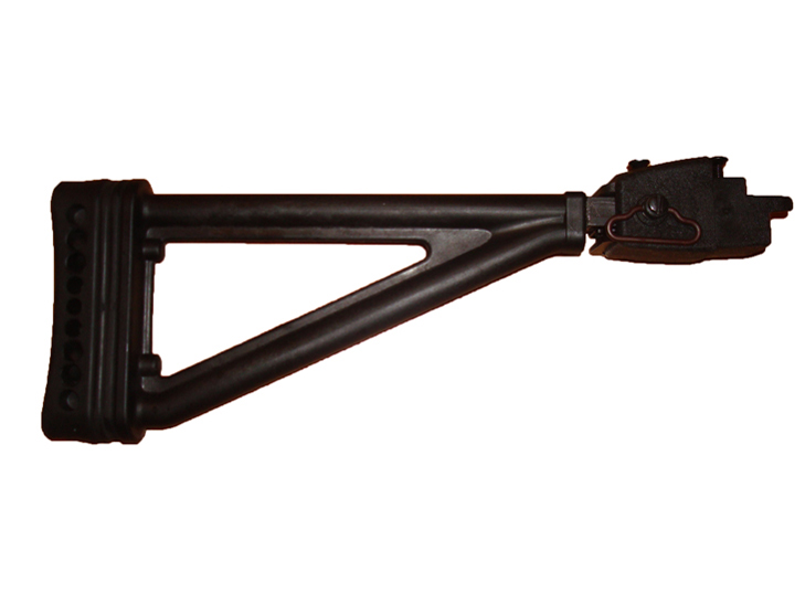 Collapsible buttstock akm