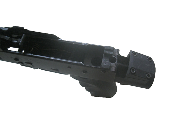 Telescopic buttstock