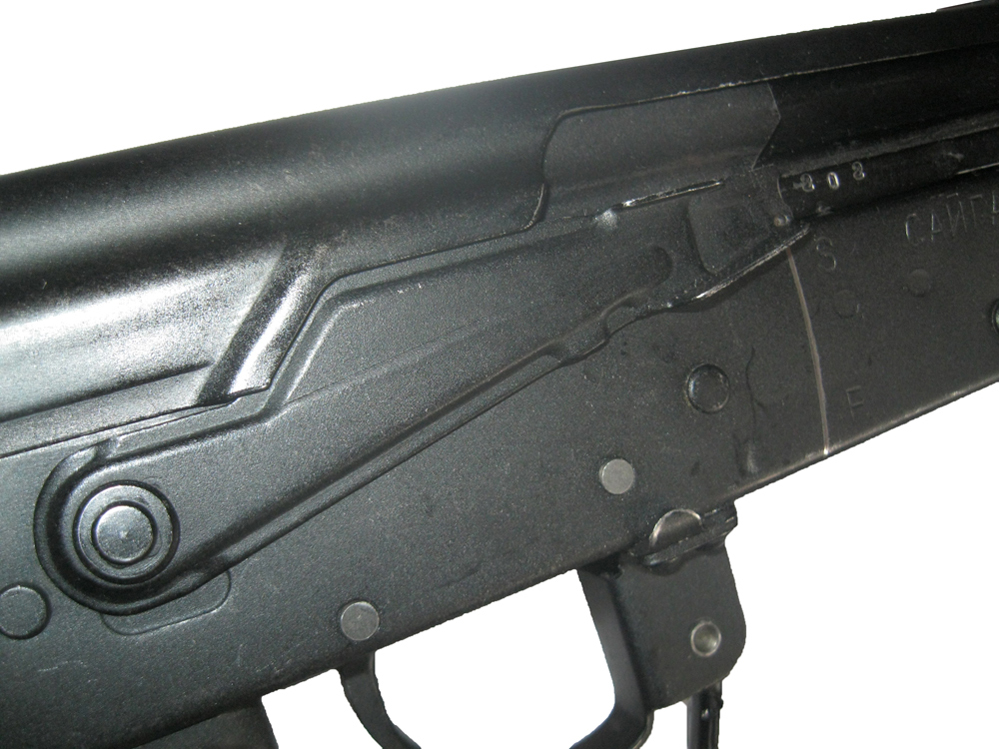 Buttstock saiga original