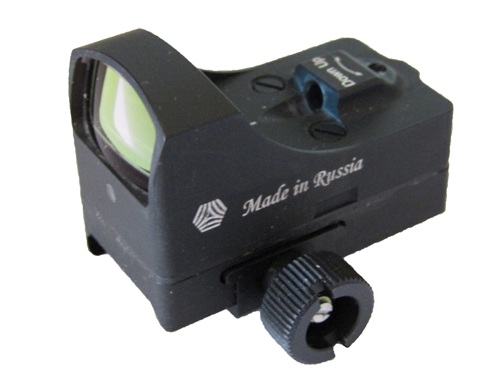 Red dot collimator sight Pilad P1x20